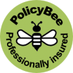 PolicyBee Professionally Insured